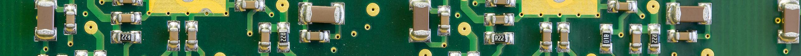 Circuit board test