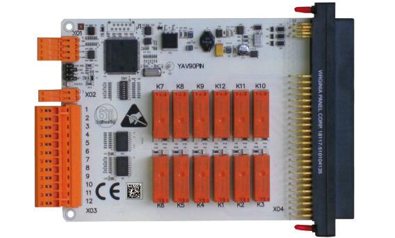 YAV90PIN Purpose relay Switch