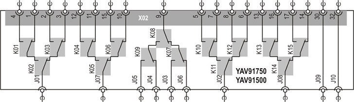 YAV91500 Diagram