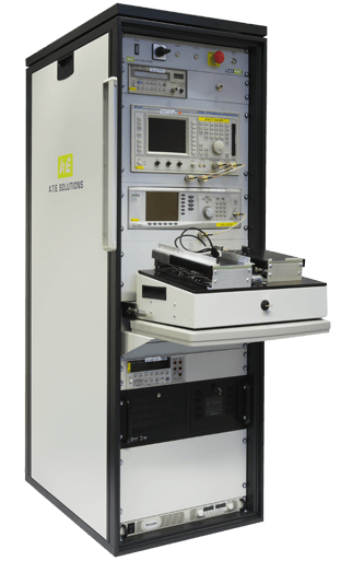 FLEX 50 MODULAR TESTER FOR FINAL TEST OF LRU'S