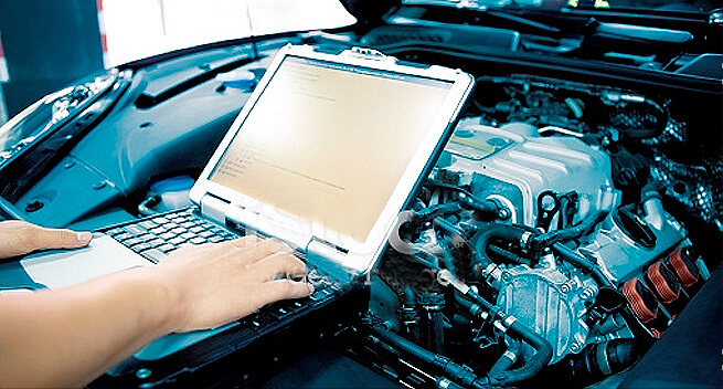 test solutions for automotive industry