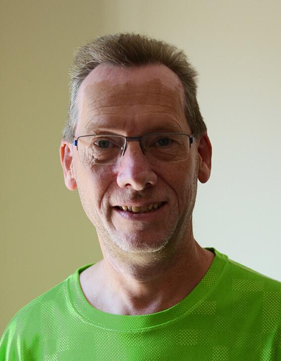 Jim Falconer Team Leader – Applications